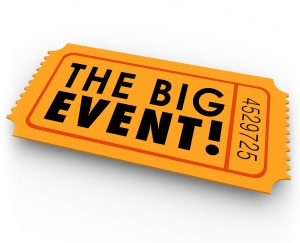 The Big Event Special Access Ticket Pass