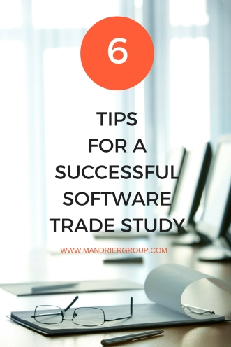 6 TIPS FOR A SUCCESSFUL TRADE STUDY